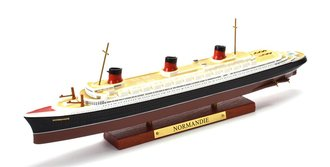 1:1250 SS Normandie Ocean Liner