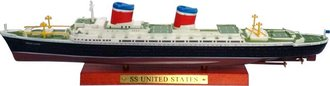 1:1250 SS United States Ocean Liner
