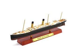 1:1250 RMS Oceanic Ocean Liner