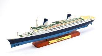 1:1250 SS Norway Ocean Liner