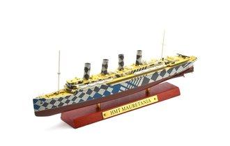 1:1250 HMT Mauretania WWI British Troop Ship