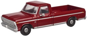 1:48 1973 Ford F-100 Pickup (Red)