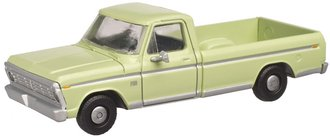 1:48 1973 Ford F-100 Pickup (Winter Green)