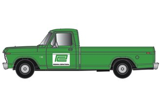 "1:48 1973 Ford F-100 Pickup ""Penn Central (Green/White)"