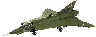"""Saab Draken """"A-018"""" Danish Air Force"""