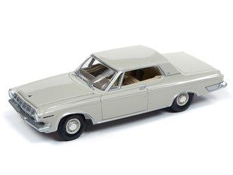 1:64 1963 Dodge Polara 500 Max Wedge (MM-1 Ivory)