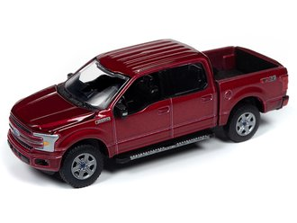 2018 Ford F-150 Pickup Truck (Ruby Red Metallic)