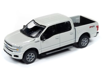2018 Ford F-150 Pickup Truck (White Platinum)