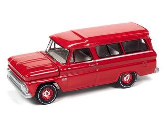 1966 Chevrolet Suburban (514 Red)