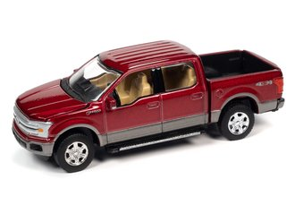2019 Ford F-150 (Ruby Red Metallic w/Magnetic Lower Body Color)