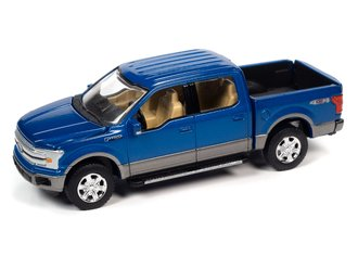 2019 Ford F-150 (Blue Jean Metallic w/Magnetic Lower Body Color)
