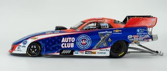 "1:24 2020 Robert Hight ""AAA Chevy Camaro FC"""