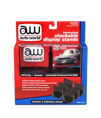 1:64 Stacking Display Stand (6-Pack)