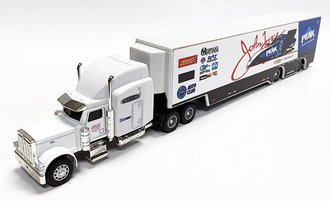 1:64 Freightliner 2019 John Force Peak NHRA Funny Car Transporter