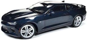1:18 2016 Chevrolet Camaro SS (50th Anniversary) (Blue Velvet Metallic)