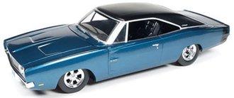 1:24 1969 Custom Dodge Charger (Medium Blue Poly)