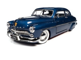 1949 Mercury Coupe (Atlantic Blue)