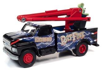 "1990 Ford Utility Bucket Truck ""Rat Fink"""