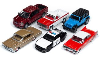 1:64 Auto World Premium Release 2020 1A (Set of 6)