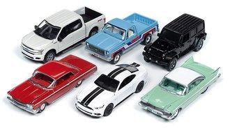1:64 Auto World Premium Release 2020 1B (Set of 6)