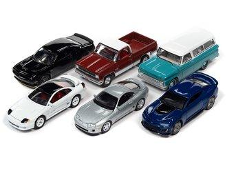 1:64 Auto World Premium - Release 2021 1A (Set of 6)