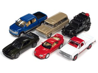 1:64 Auto World Premium - 2021 Release 3B (Set of 6)