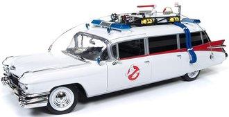 1:18 Ghostbusters™ Ecto-1 1959 Cadillac Ambulance