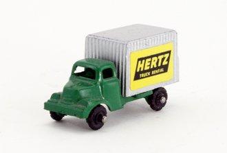 "Moving Truck ""Hertz"" (Green/Silver)"