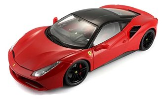Ferrari 488 GTB (Red)
