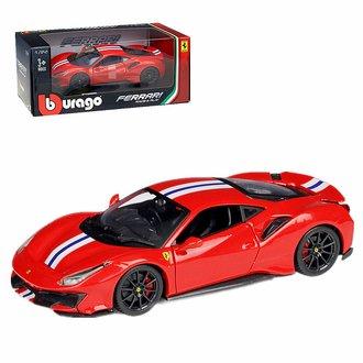 1:24 Ferrari 488 Pista (Red)