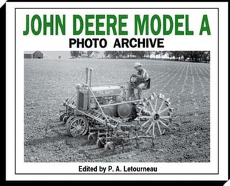 John Deere Model A Photo Archive
