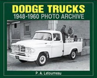 Dodge Trucks 1948-1960 Photo Archive