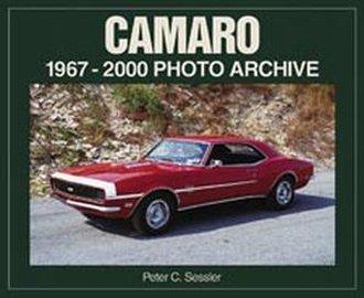 Camaro 1967-2000 Photo Archive
