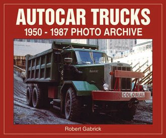 Autocar Trucks 1950-1987 Photo Archive