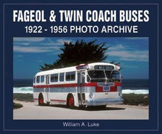 Fageol & Twin Coach Buses (1922-56)