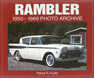 Nash/AMC Rambler (1950-69)