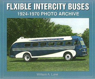 Flxible Intercity Buses (1924-70)