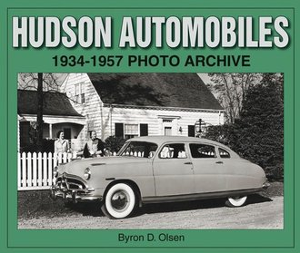 Hudson Automobiles 1934-1957 Photo Archive