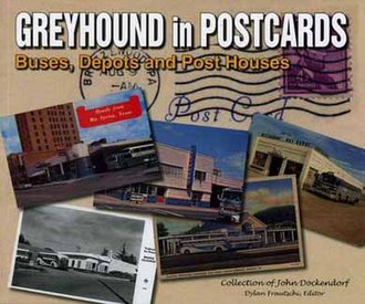 Greyhound In Postcards: Buses, Etc.