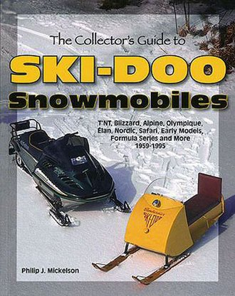 Ski-Doo Collector's Guide