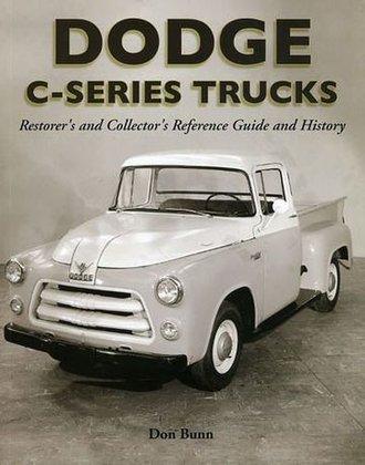 Dodge C-Series Trucks Restorer