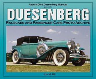 Duesenberg Racecars & Passenger Cars Photo Archive: Auburn-Cord-Duesenberg Museum Presents