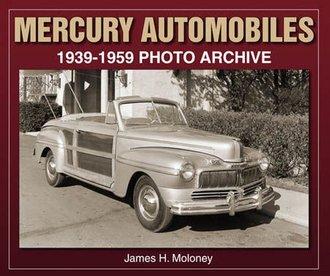 Mercury Automobiles 1939-1959 Photo Archive