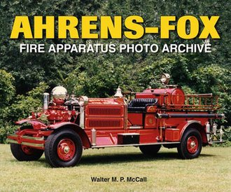 Ahrens-Fox Fire Apparatus Photo Archive