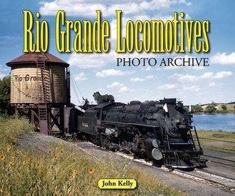 Rio Grande Locomotives Photo Archive