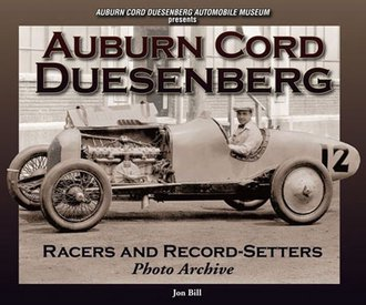 Auburn-Cord-Duesenberg Racers & Record Setters Photo Archive