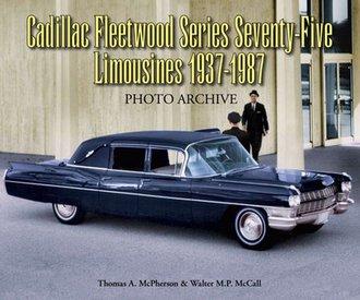 Cadillac Fleetwood Series Seventy-Five Limousines (1937-1987)