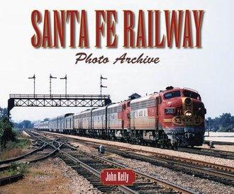 Santa Fe Railway - Photo Archive
