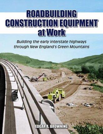 Roadbuilding Construction Equipment At Work