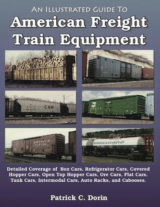 American Freight Train Equipment